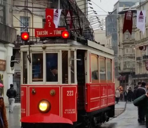 City trip Istandbul