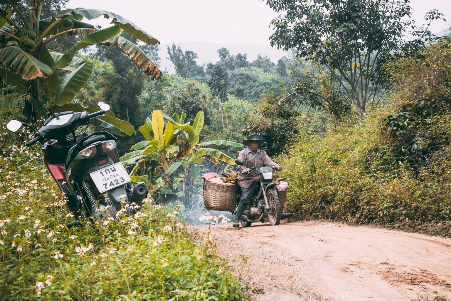 getting to Pai