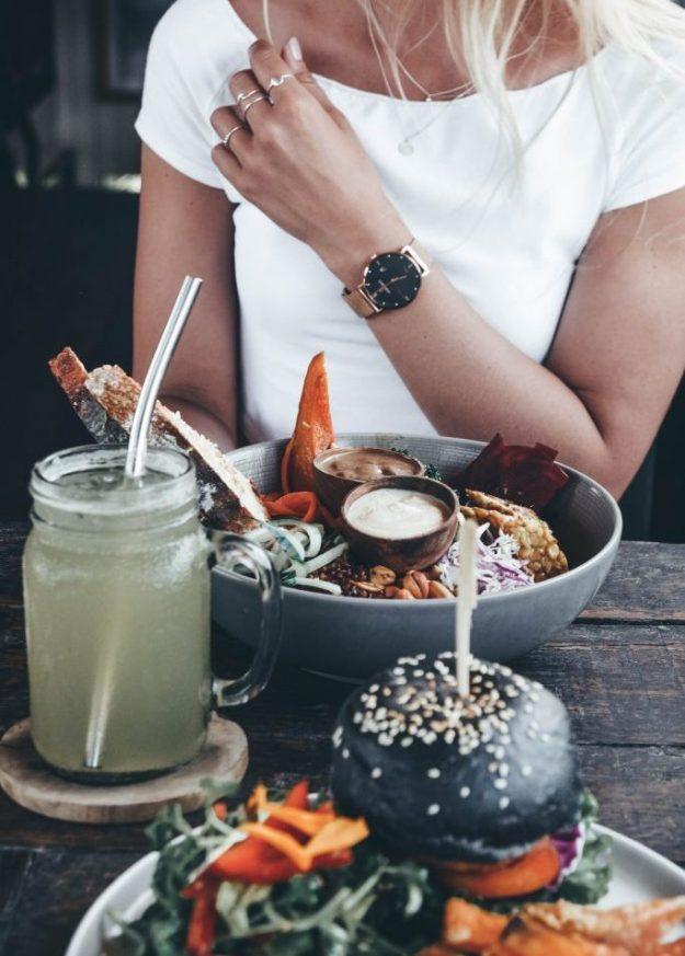 Healthy cafés Bali