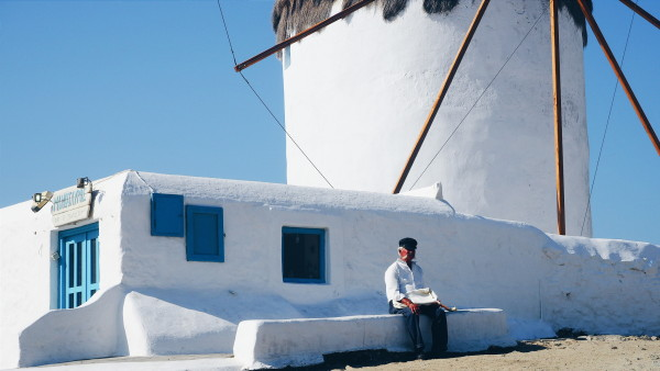 The Best Hidden Spots on Mykonos