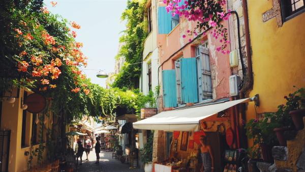 South West Crete