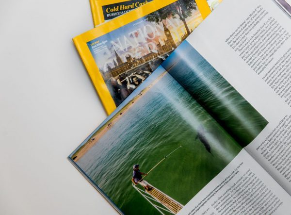 National Geographic book