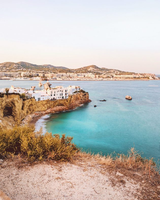 best beaches of Ibiza