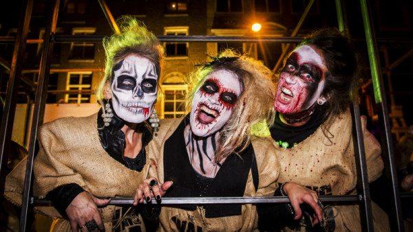 Halloween en Allerzielen vieren Dia de los Muertos