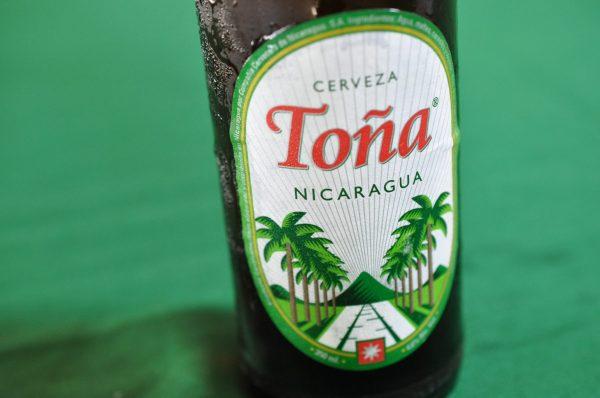 beer in Nicaragua