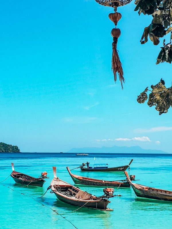 Koh Lipe. best countries to visit when you're on a budget