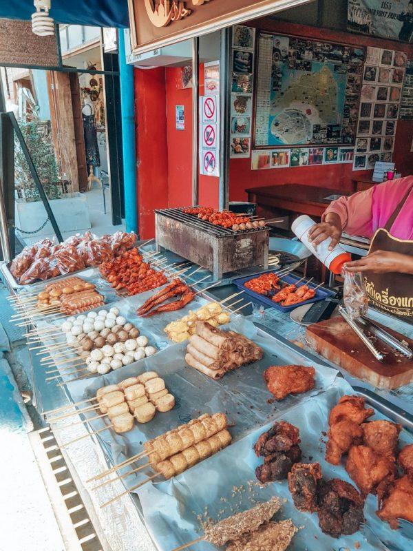 Street food Koh Lipe