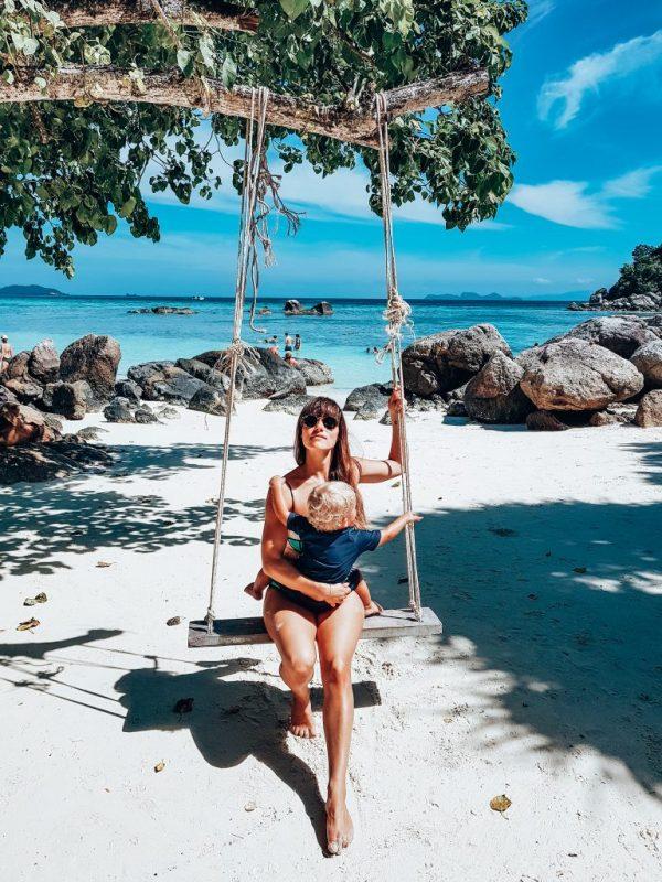 beach swing Koh Lipe