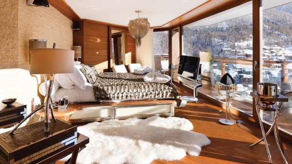 Top 5 amazing winter chalets and lodges for Wanders chalet