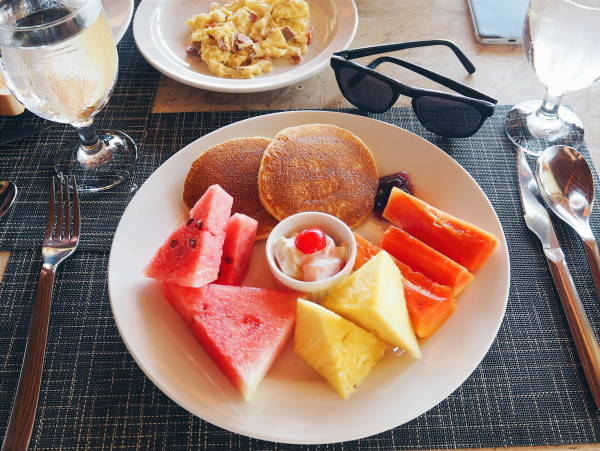 Breakfast Bohol Beach Club, Philippines