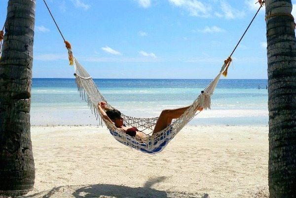 hammock chillzone, Philippines