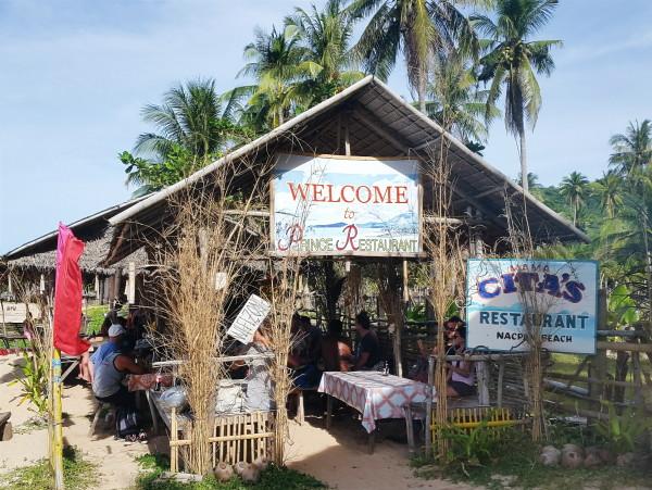Nacpan Beach, Palawan