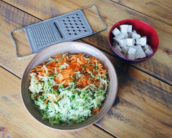 japanse tofu salad