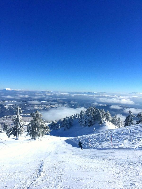 Vasilitsa, the amazing skiing resort in Greece!