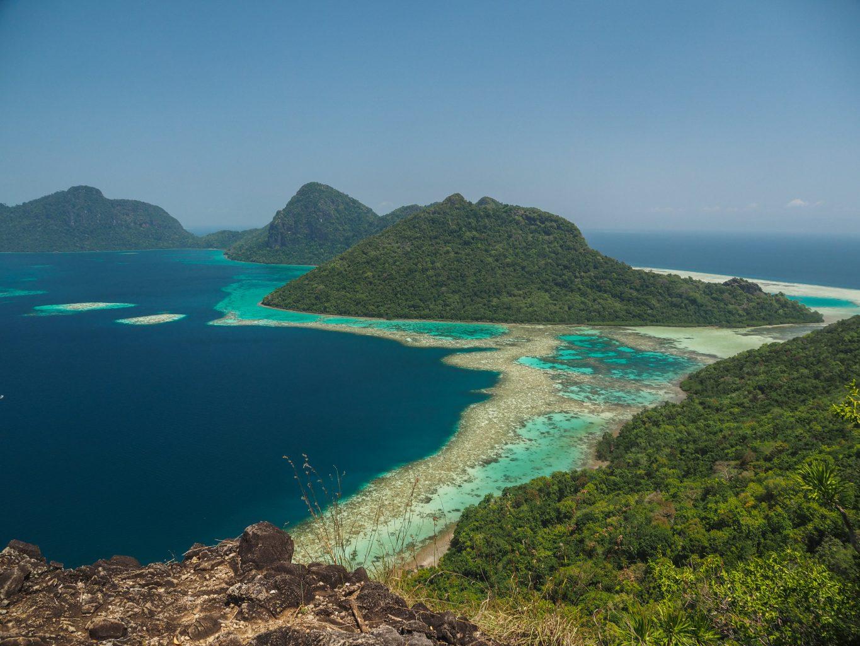 Borneo island, Malaysia