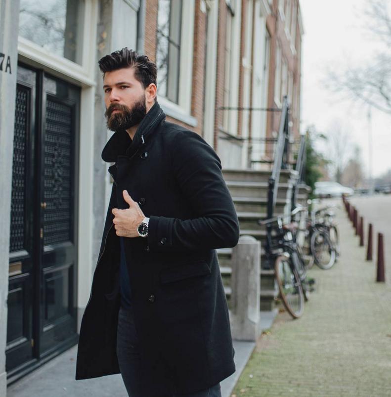 Franggy Yanez in Amsterdam