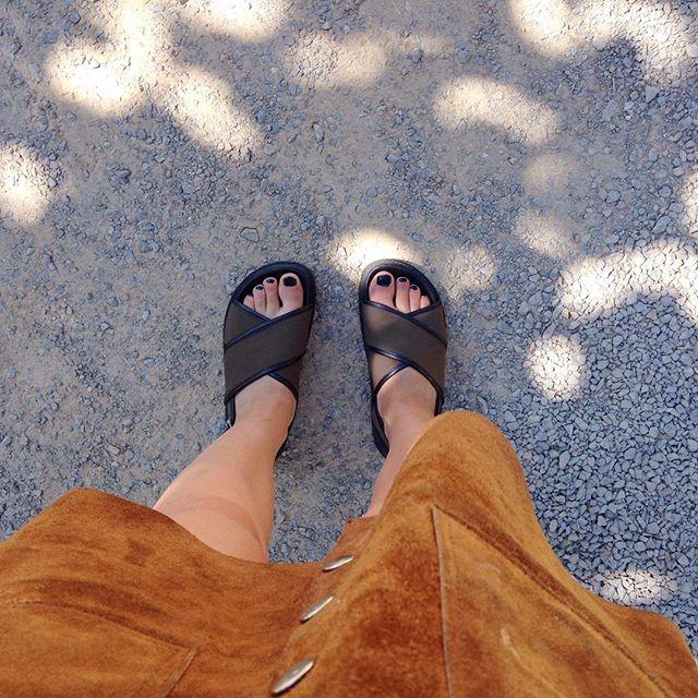 Favorite travel outfit Stephanie Broek