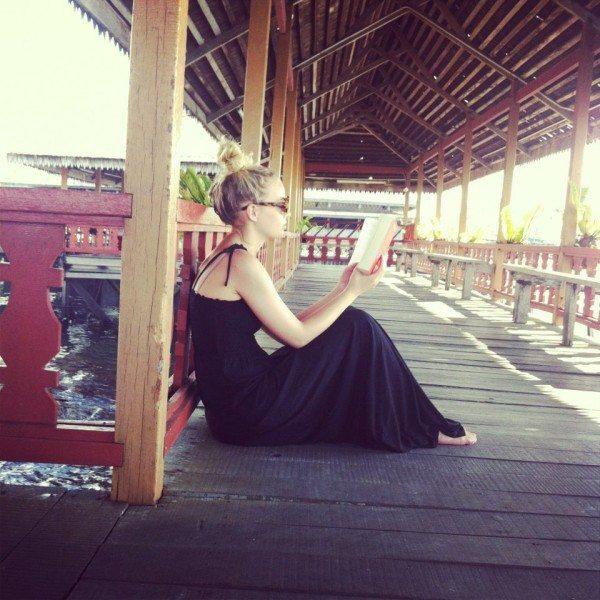 The wanderlust of Stephanie Broek