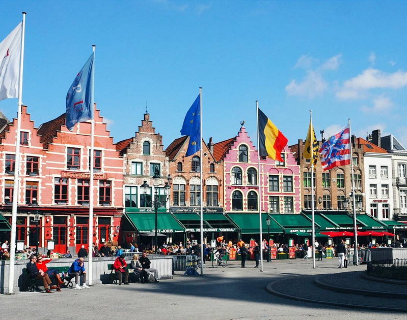 Wander-Lust in Bruges