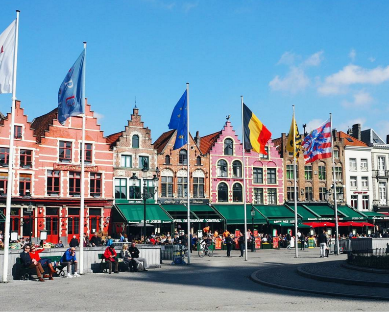 The best of Belgium » Ghent and Bruges