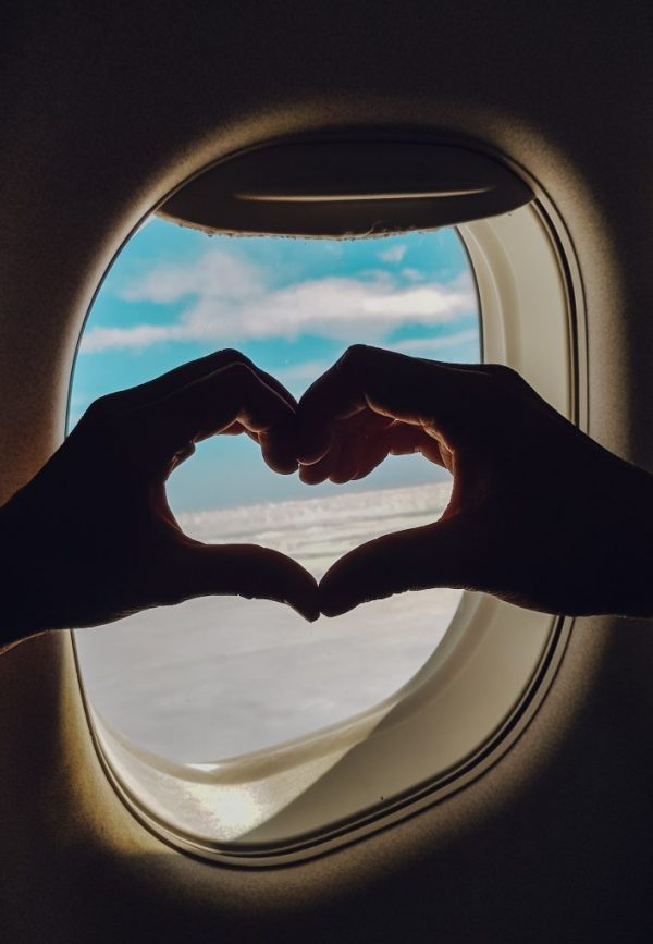 12 x amazing shots from an airplane window seat