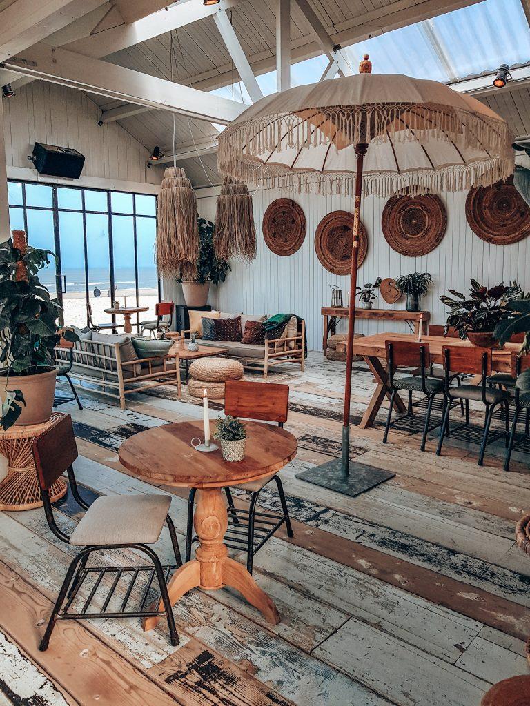 Tulum beach bar Zandvoort Netherlands