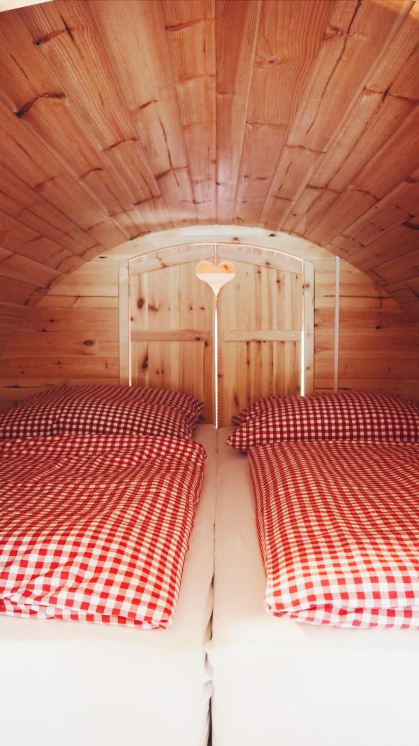 Inside of the Wine Barrel