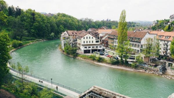 In and around Bern, Switzerland