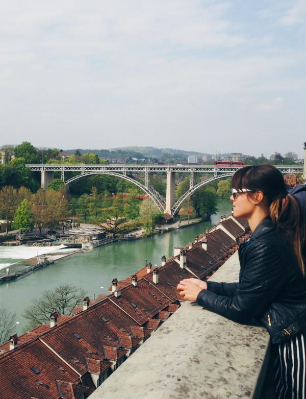 Overlooking Bern