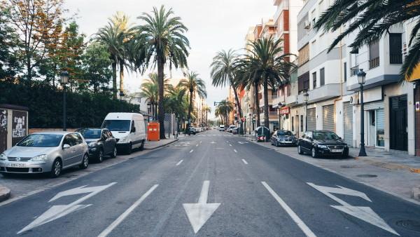 Roads of Valencia