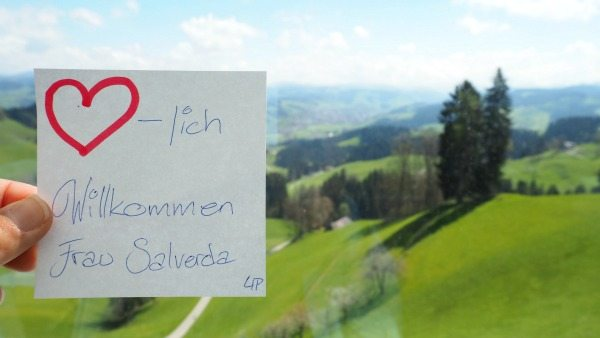 Restaurant Moosegg Switzerland