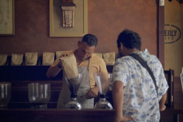 Cafe O'Reilly 2 Havana