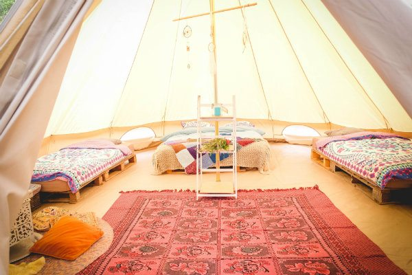Into the Wild Algarve Tent