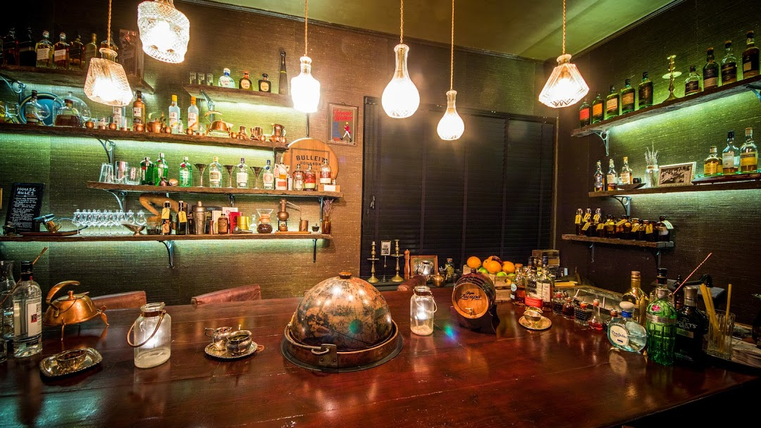 Cocktail Bar Amsterdam