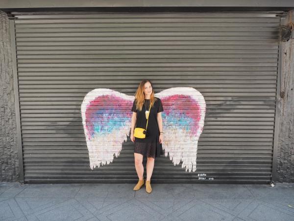 Anne de Buck in Los Angeles