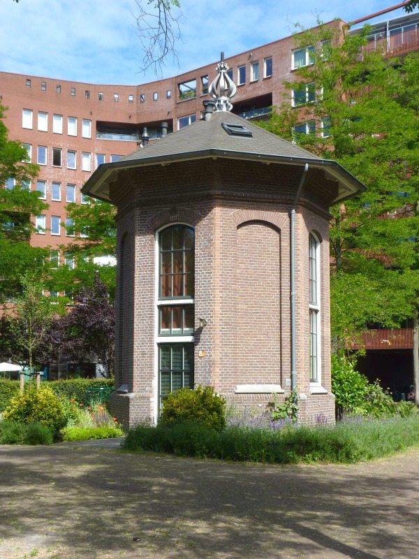 Secret spots in Amsterdam, De Windketel