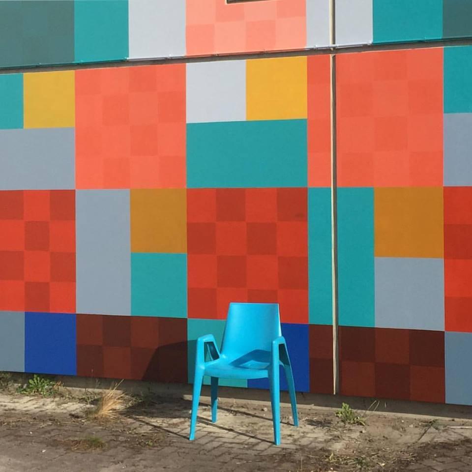 Favela Painting Bijlmer Bajes