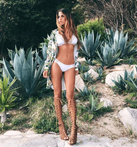 Naila Instagram bikini babes