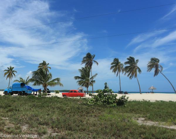 Playa Los Cocos Cuba