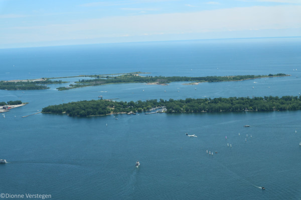 toronto-islands on your 1 day in Toronto