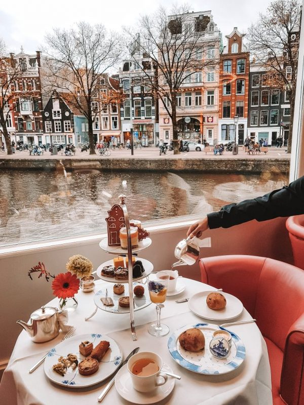 These are the best High Tea spots in Amsterdam