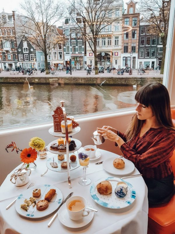 So Afternoon Tea at Hotel de L'Europe