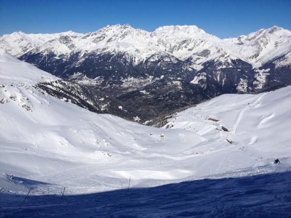 valfrejus of of the best ski resorts in Europe