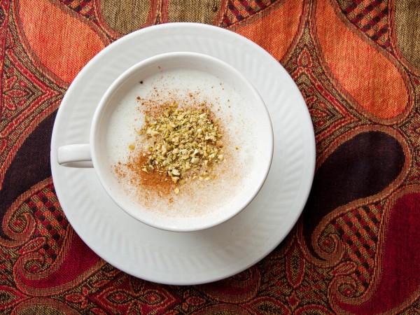 Winter drinks : Salep