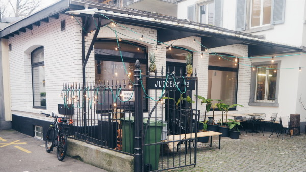 Juicery 21 Zurich