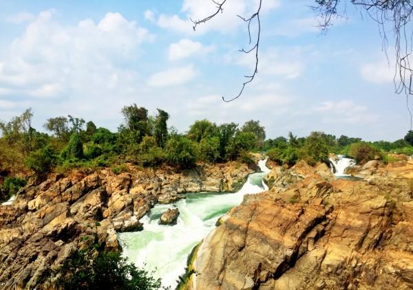 Don Det Waterfalls