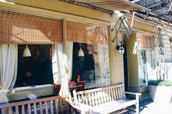 Cafe Clunsy, best breakfast spots in West Village