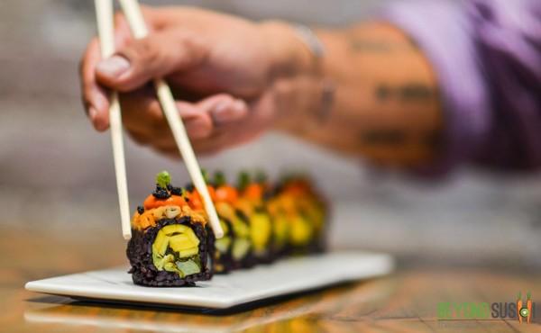 vegan food court beyond-sushi