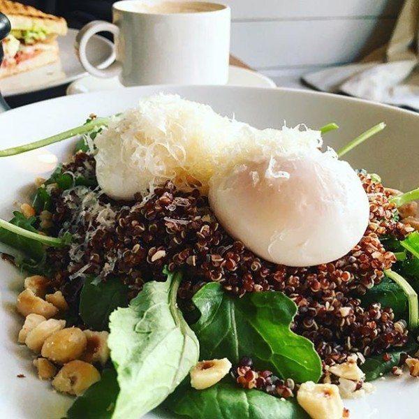 cafe-cluny-Breakfast Spots in West Village