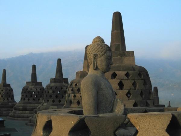 highest-platform-of-the-famous-borobudur, Java